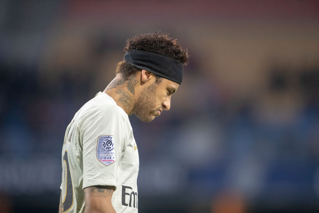 Neymar estará a la venta a partir del 1 de enero de 2020, dice el PSG