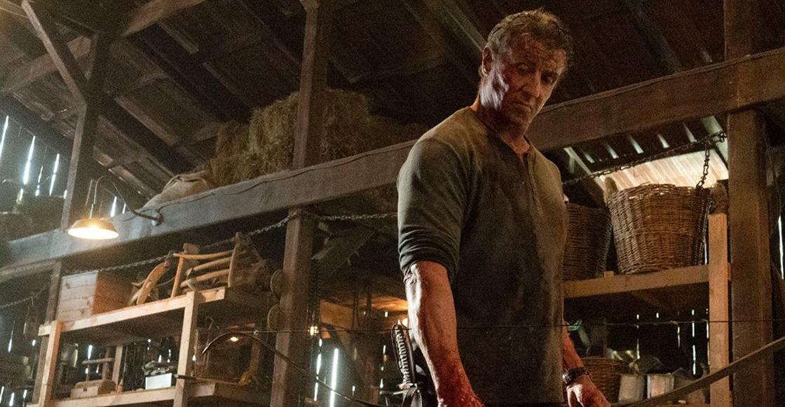 Te llevamos a la función antes del estreno de 'Rambo: Last Blood'