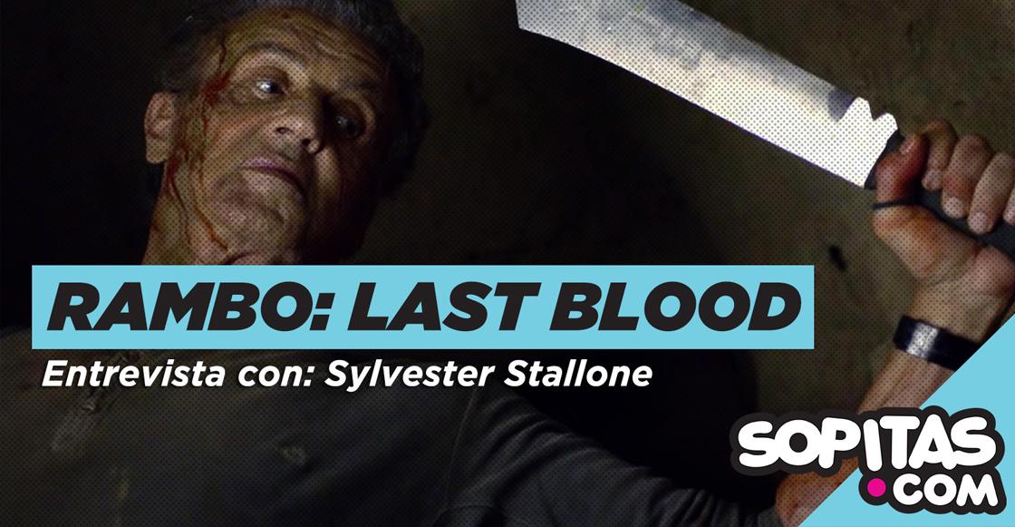 Sylvester Stallone nos dijo a quién habría elegido para interpretar a John Rambo