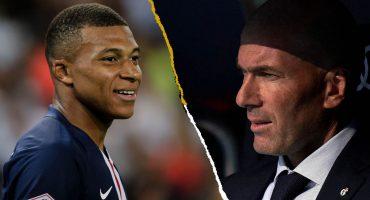 Zidane ya habría convencido a Mbappé de fichar con el Real Madrid el próximo verano