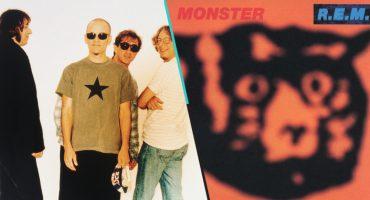 R.E.M. celebra el 25 aniversario de 'Monster' con un box set