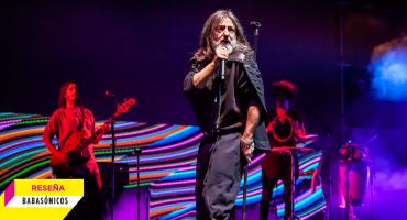 Babasónicos nos recordó en el Auditorio por qué son un estandarte del rock argentino