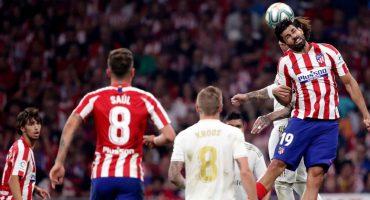 'HH' en la banca, Hazard sigue sin gol, abucheos a Simeone: Empate a 0 en el Derbi de Madrid