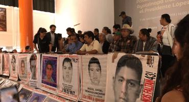 Funcionarios que obstruyeron la justicia deben ser juzgados: Padres de los 43 de Ayotzinapa