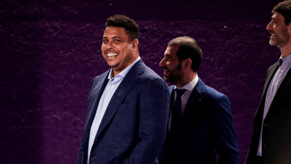 El equipo de Ronaldo peleará Champions League en cinco años