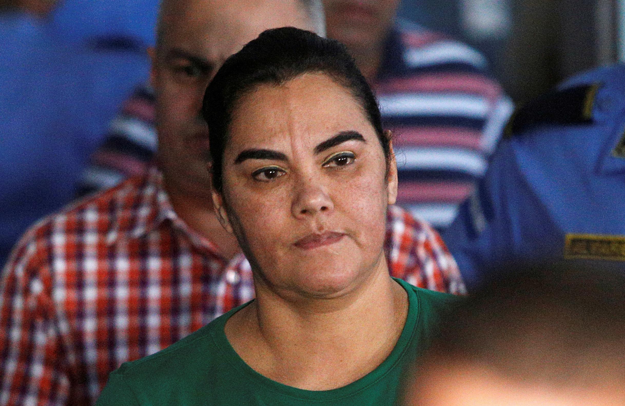 Exprimera dama de Honduras pasará 58 años en prisión por fraude