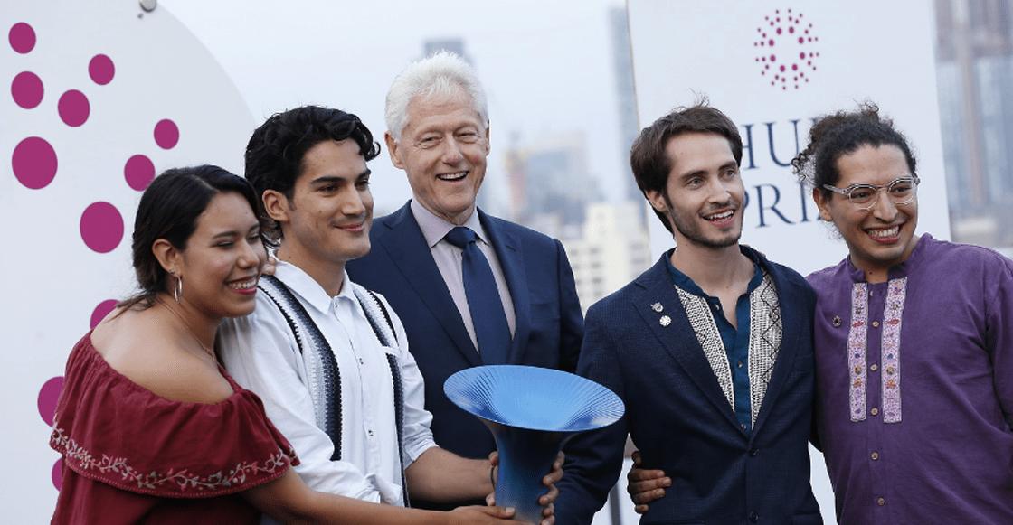 Startup mexicana de ecoturismo gana premio mundial Hult Prize 2019