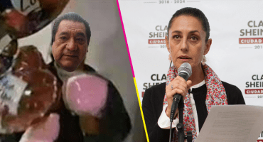 Señores Románticos presenta: Salgado Macedonio baña en elogios a Sheinbaum