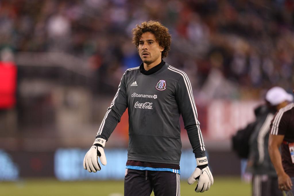 No habría duelo Ochoa vs Marchesín: Agustín no jugaría amistoso contra México
