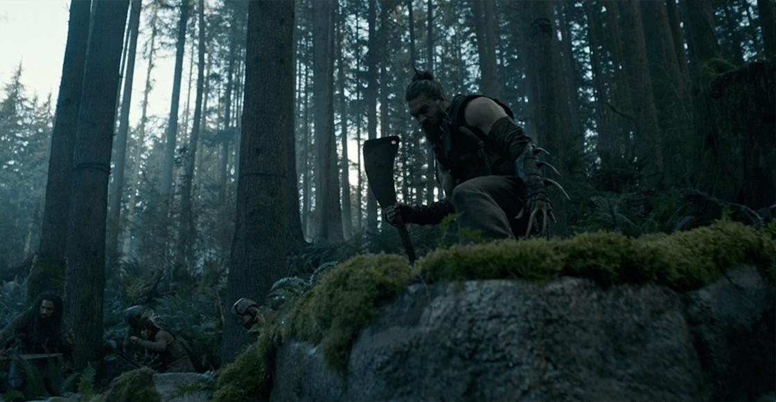 Apple revela el tráiler de 'See', la nueva serie de Jason Momoa para AppleTV+