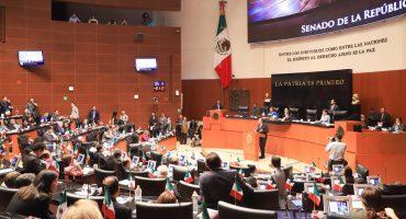 Comisión del Senado rechaza desaparecer poderes en Veracruz, Guanajuato y Tamaulipas