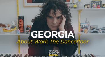 Sesiones Acústicas en Sopitas.com presenta: Georgia