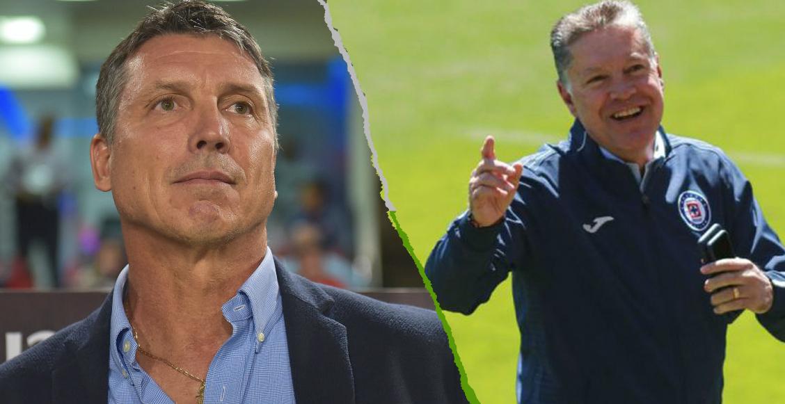 Siboldi fue a casa de Peláez para pedirle que no renunciara a Cruz Azul