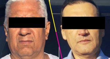 Detienen a socios de Juan Collado; se les acusa de delincuencia organizada