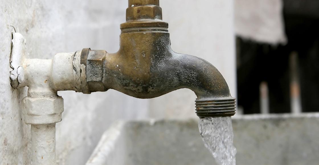 Por época de sequía, se reducirá el suministro de agua para CDMX y el Edomex