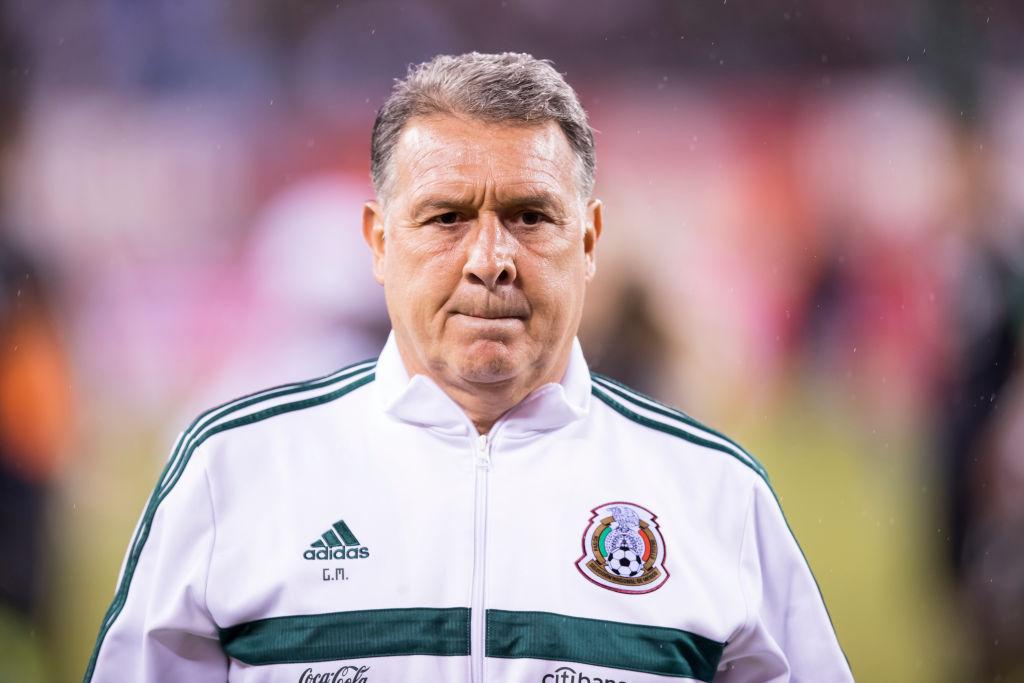 'Tata' Martino reveló que Andrés Guardado será baja para el duelo contra Argentina