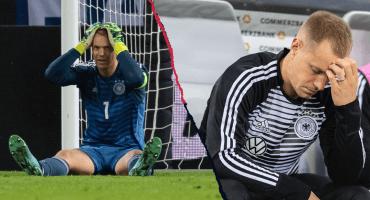Ter Stegen se desespera en Alemania y Neuer advierte que no cederá el lugar