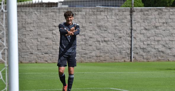 Teun Sebastian Wilke, la apuesta 'holandesa' de México para el Mundial Sub 17
