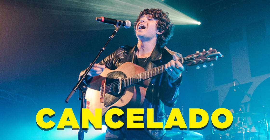 La hora sad: The Kooks cancelan todos sus conciertos en México