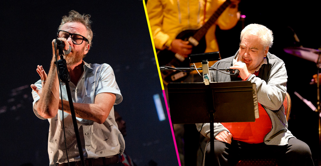 The National rinde tributo a Daniel Johnston con 'Devil Town' y 'Not in Kansas'