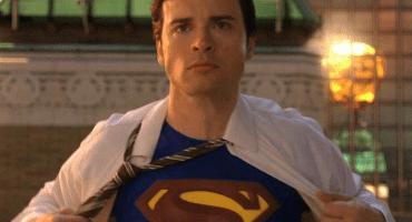 Somebody saaaave meee: Tom Welling podría volver a ponerse el traje de Superman