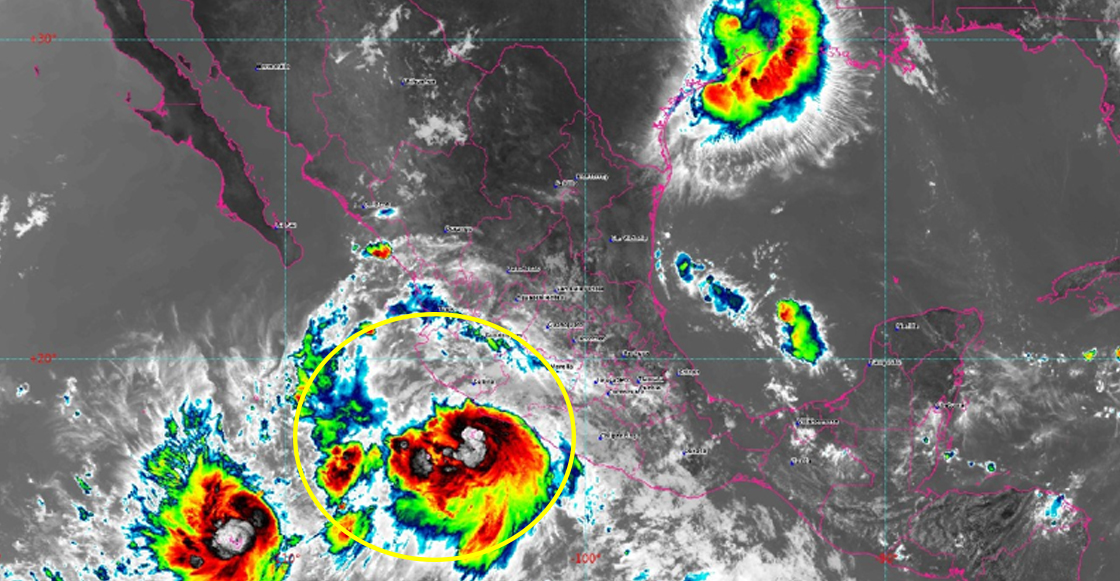 Tormenta tropical 'Lorena' suspende clases y activa protocolos de emergencia