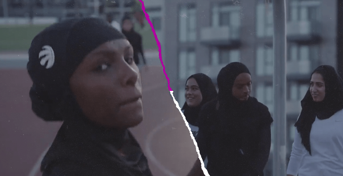 Raptors, primer equipo de la NBA que lanza hijabs para mujeres musulmanas