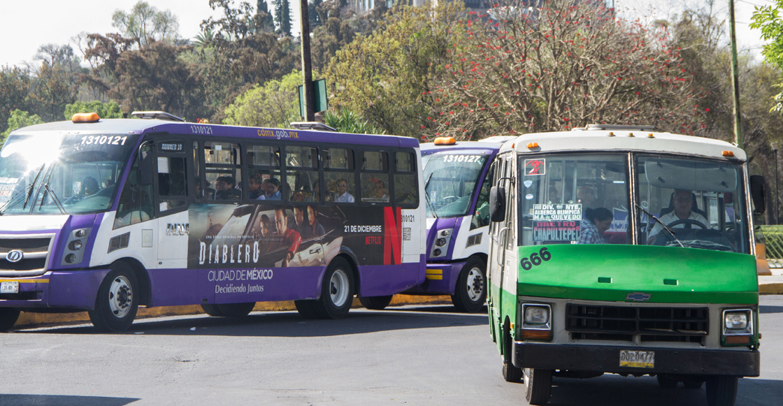 ¡Abusados! Estas serán las afectaciones viales por la Marcha de Transportistas en CDMX