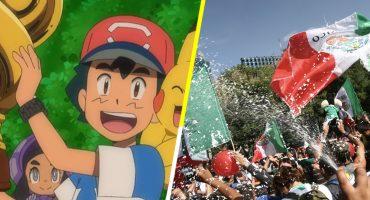 ¡Por fin! Luego de 22 años Ash Ketchum logra ganar una liga Pokémon 😭