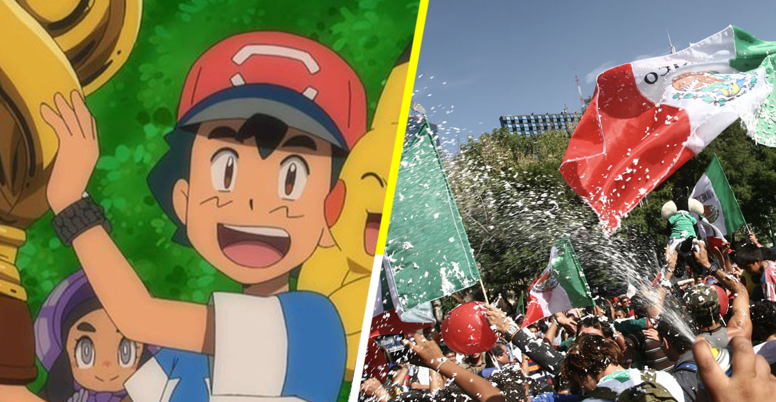 ¡Por fin! Luego de 22 años Ash Ketchum logra ganar una liga Pokémon