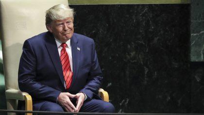 Trump sí pidió al presidente de Ucrania investigar al hijo de Joe Biden