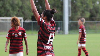 La brutal goleada del Flamengo Femenil de 56-0 que le está dando la vuelta al mundo