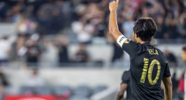 El gol 29 de Carlos Vela con el que sigue dominando la MLS