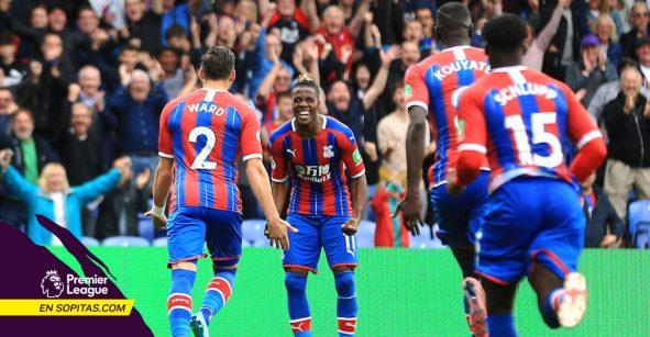 ¡De puro milagro! Los Wolves rescataron el empate ante Crystal Palace