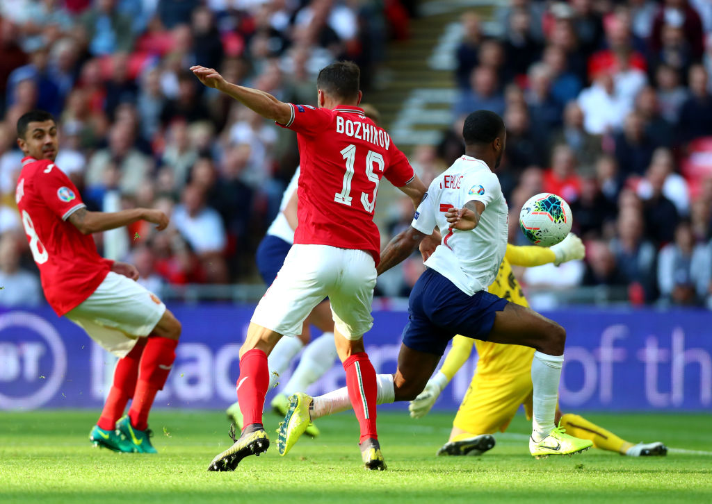Inglaterra mantiene paso perfecto rumbo a la Euro 2020 tras vencer a Bulgaria