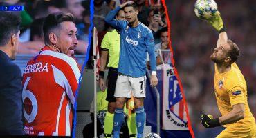 'HH' debutó con gol, Cristiano 'apagado', la fiesta de goles: Juventus empató en Madrid