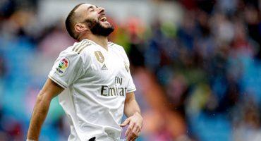 Benzema guió una nueva victoria para el Real Madrid sobre el Levante