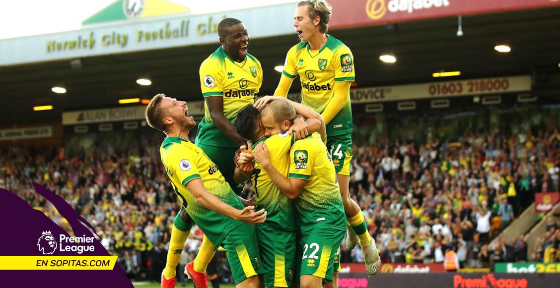 ¡Norwich venció al Manchester City y esta es su segunda derrota del 2019!