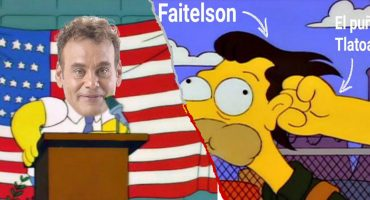 Los memes noquearon a Faitelson y De Anda tras su pleito en vivo