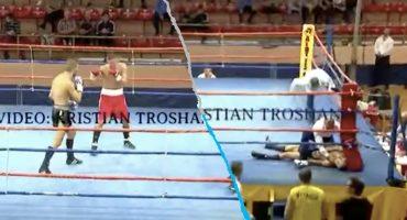 Boxeador peleó haciéndose pasar por su primo y murió en pleno combate