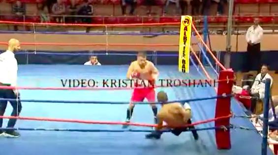 Boxeador que se hacía pasar por su primo murió en plena pelea