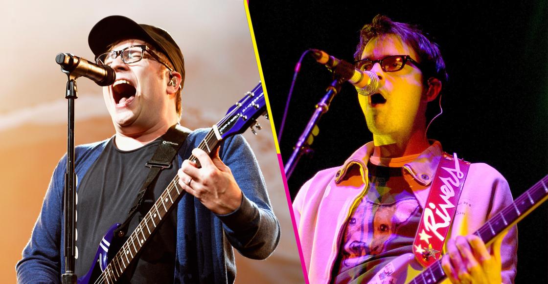 Weezer y Fall Out Boy también estrenan rola para promocionar el Hella Mega Tour
