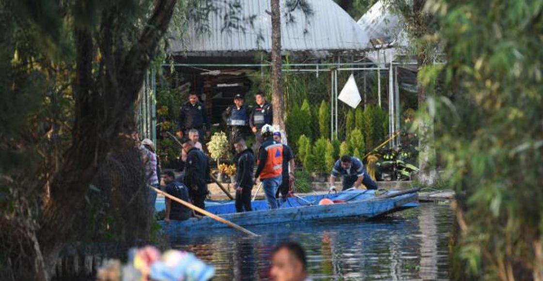 Localizan cuerpo de joven que cayó en canales de Xochimilco