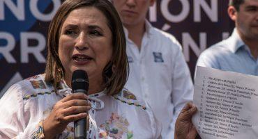 ¿Por qué la senadora del PAN Xóchitl Gálvez es tendencia como #LadyCaca? 🤔