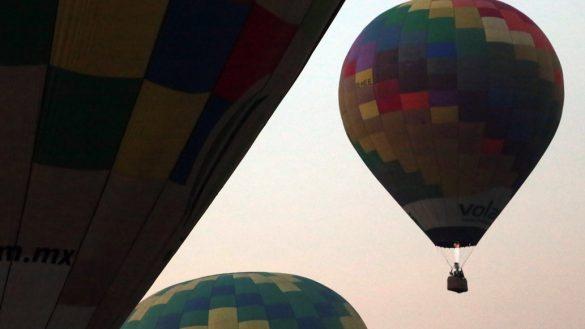 Caída de globo aerostático en Zacatecas deja seis lesionados