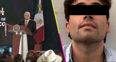 Ovidio Guzmán cuenta con una orden de aprehensión con fines de extradición, revela AMLO