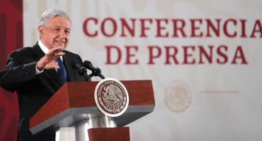 AMLO dice que habrá transparencia en Santa Lucía... hasta que terminen los litigios