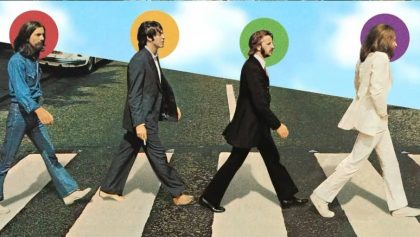 'Abbey Road' regresa al número uno y The Beatles rompe su propio récord