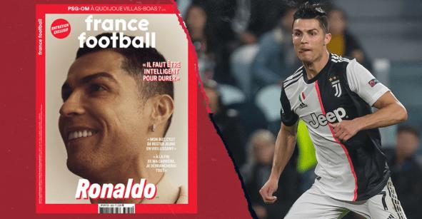 Adelantan que Cristiano Ronaldo ganará el Balón de Oro