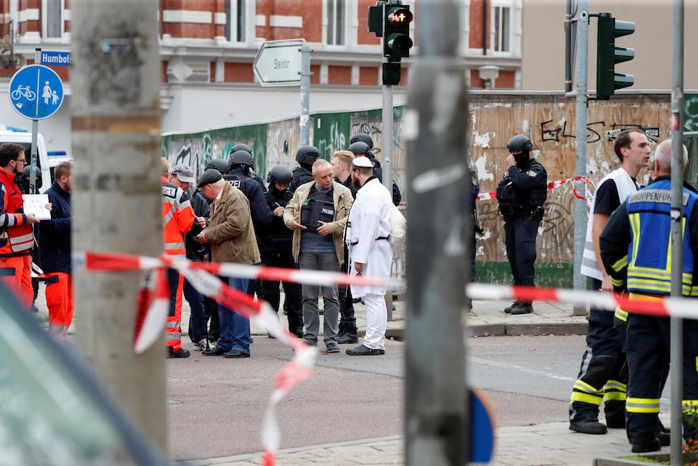 Alemania-Halle-ataque-sinagoga